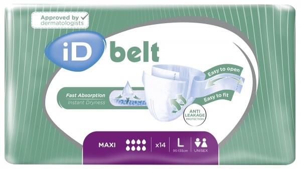 ID Expert Belt Maxi Large - Ontex.