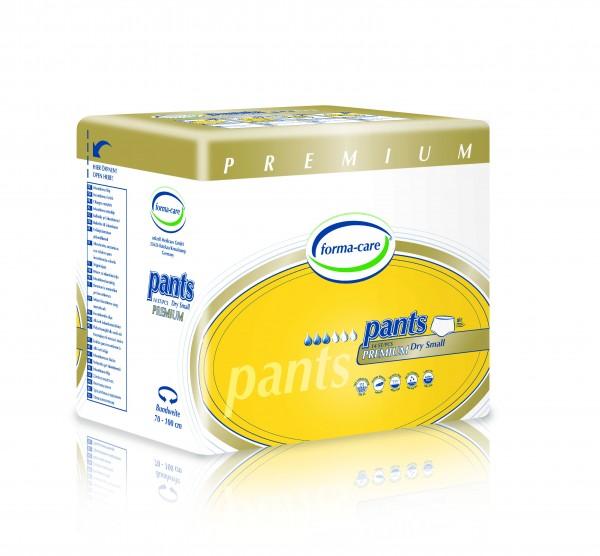 Forma-care Pants Premium Dry - Gr. Small (S1) sind Windelhosen bei mittlerer bis schwerer Inkontinenz.
