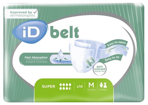 ID Expert Belt Super Plus Medium von Ontex