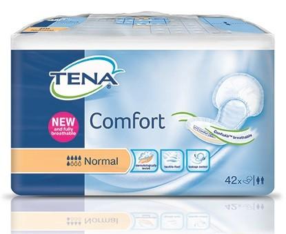 Tena Comfort Normal ConfioAir mittlerer Harn-Inkontinenz und Blasenschwäche.