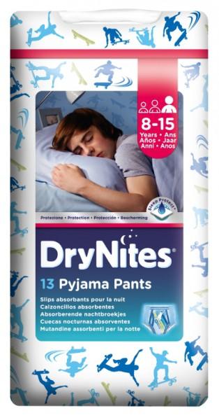 Huggies - Dry nites Boys Kinderpants (27-57 kg) - PZN 01333910