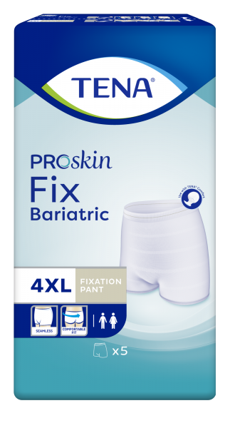 TENA Fix Bariatric 4X-Large Inkontinenz-Fixierhosen