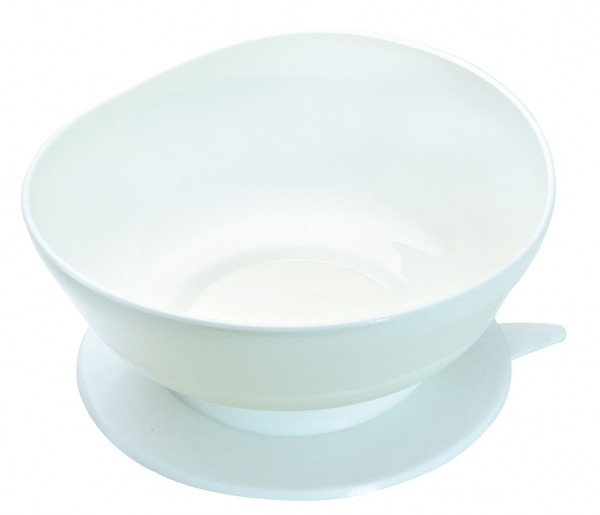 Sundo Suppenschale mit Randerhöhung, weiß - PZN 08020502 - Sundo Homecare GmbH