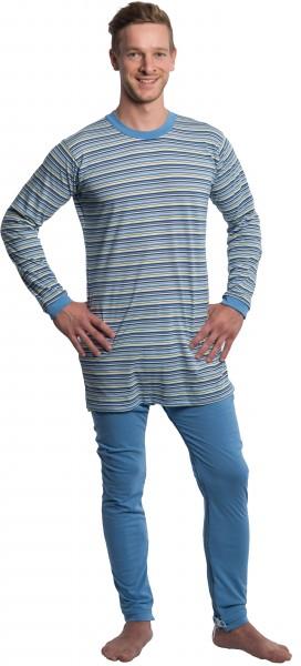Suprima CareFunction Pflegeoverall Pyjama, mit Rücken- & Beinreißverschluss - Art. 4708 - Pflegeoveralls von Suprima.