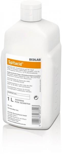 ECOLAB Spitacid™ Händedesinfektion - 500 ml.