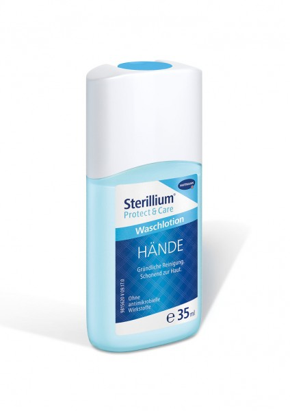 Sterillium® Protect & Care Waschlotion, 35 ml.