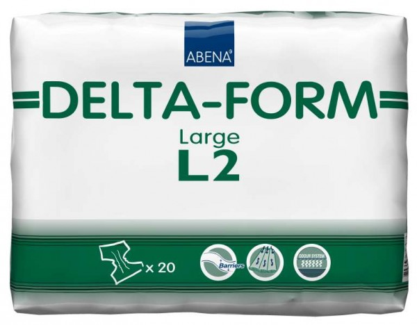 Abena Delta-Form L2 Large - PZN 09520451