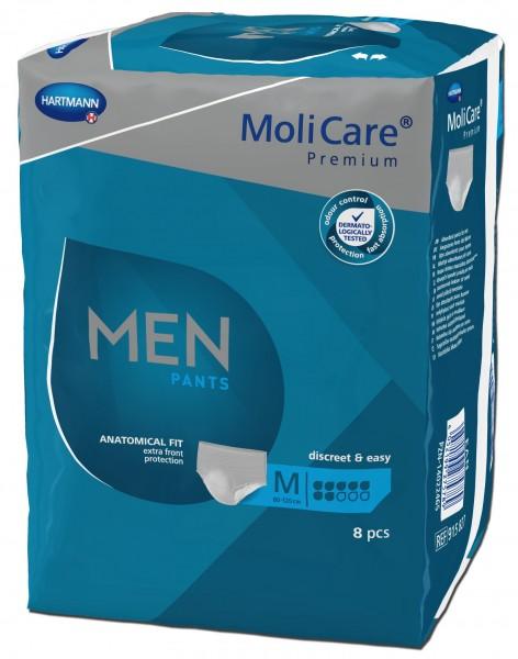 MoliCare Premium MEN PANTS Large - Inkontinenzhosen von Paul Hartmann.