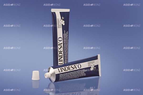 LINDESA® O - Hautschutz- und Pflegecreme - 100 ml