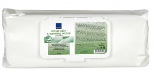 Abena Skincare Feuchtpflegetücher - 20x27 cm