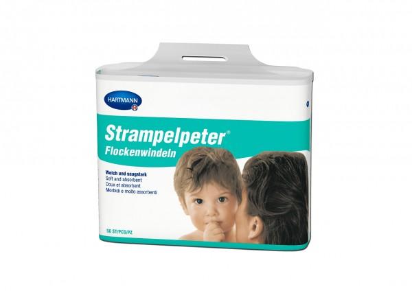 Strampelpeter® Flockenwindeln Kleinformat.
