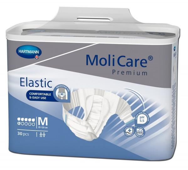 MoliCare Premium Elastic 6 Tropfen. Bei Inkontinenz und Blasenschwäche.
