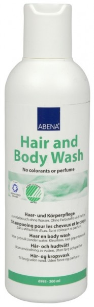 Abena Skincare - Haar- u. Körperpflege - 200 ml