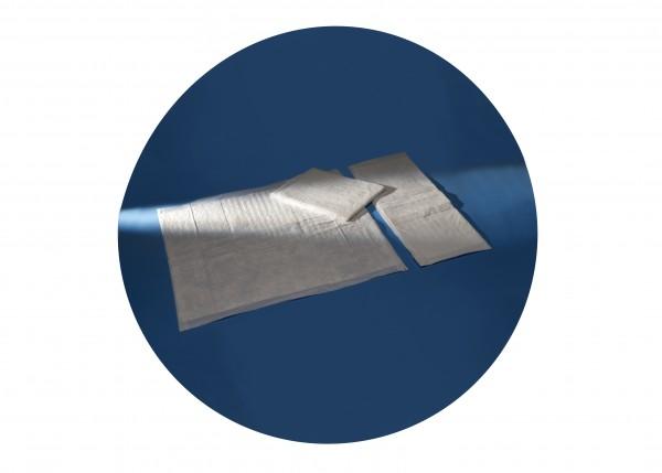 Beesana Krankenunterlagen L10, 10 lagig - 60x90cm - PZN 00560609