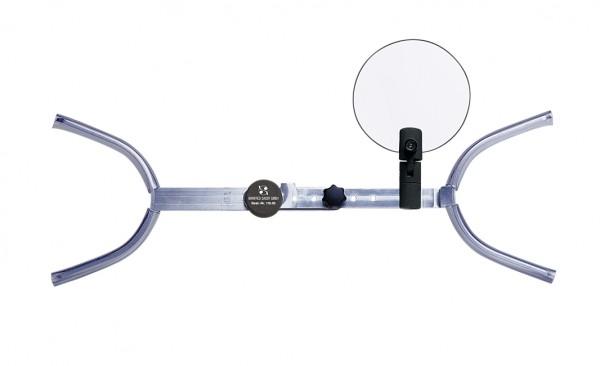 Kniespreizer M - mit Spiegel