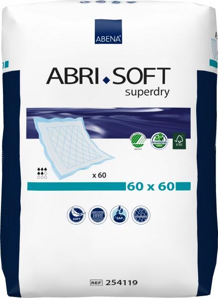 Abena Abri-Soft Superdry 60x60 cm - Krankenunterlagen