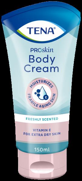 TENA ProSkin Body Cream Feuchtigkeitspflege - 150 ml