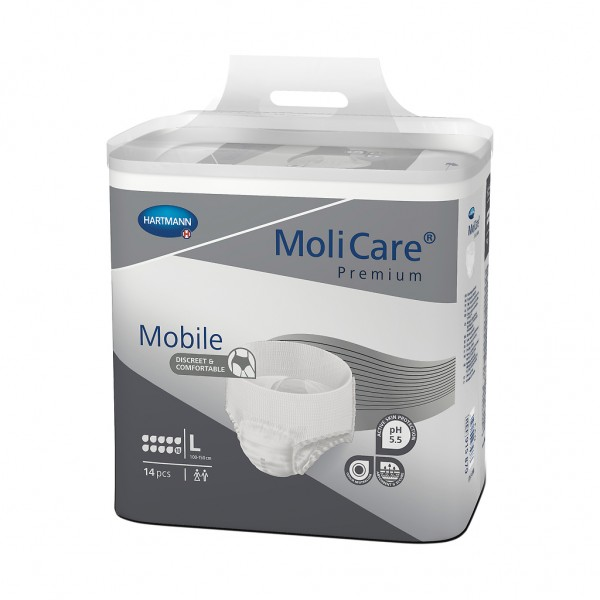 MoliCare® Premium Mobile 10 Tropfen Gr. Large