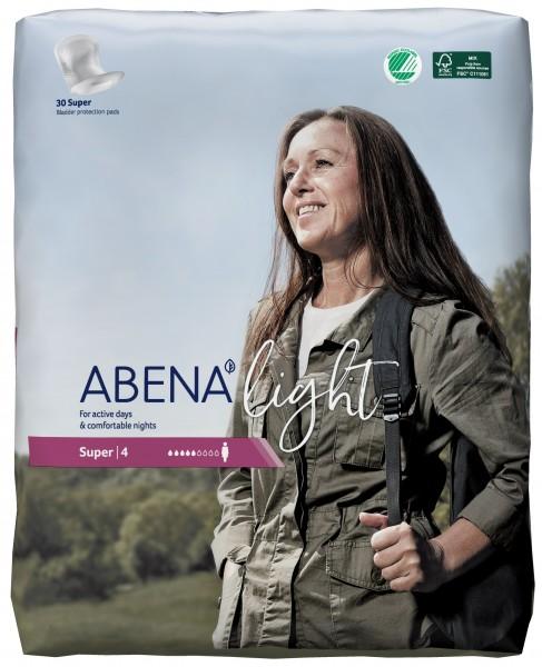Abena Light Super - Nr. 4 - PZN 13702554