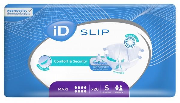 ID Expert Slip Maxi Small - Ontex Windelhosen für Erwachsene.