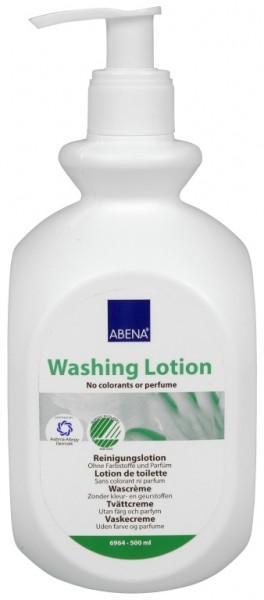 Abena Skincare - Reinigungslotion unparfümiert - 500 ml