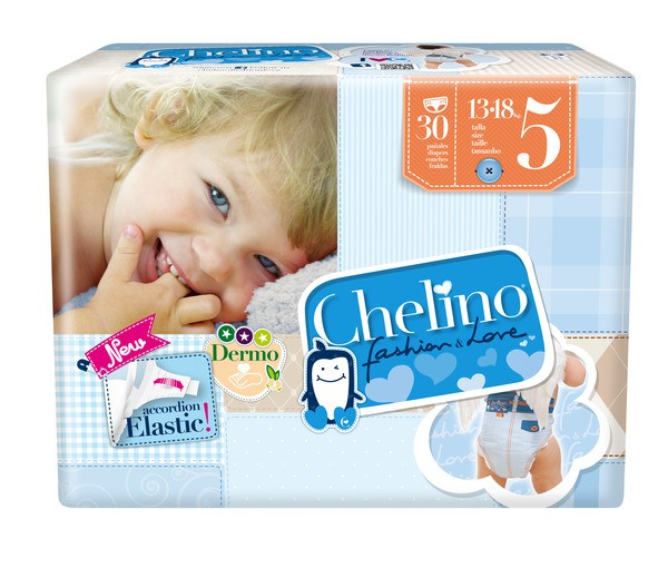 Attends Babywindeln Chelino T5 First Steps (13-18 Kg). Babywindeln und Kinderwindeln von Attends.