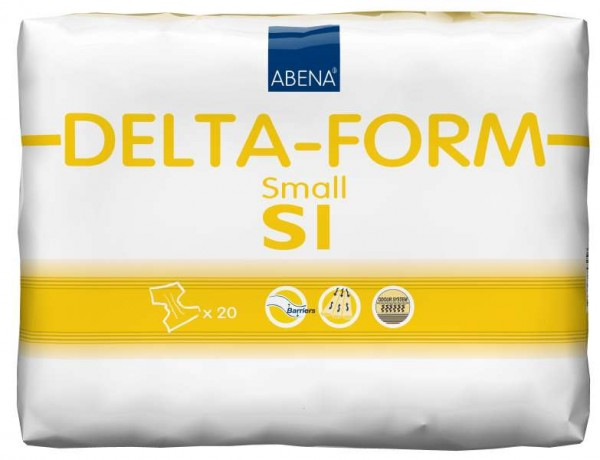 Abena Delta-Form S1 Small - PZN 09520497