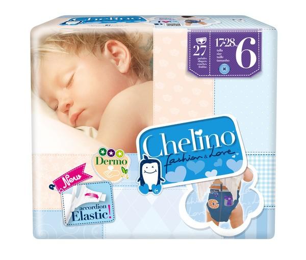Attends Babywindeln Chelino T6 Junior (17-28 Kg). Babywindeln und Kinderwindeln von Attends.
