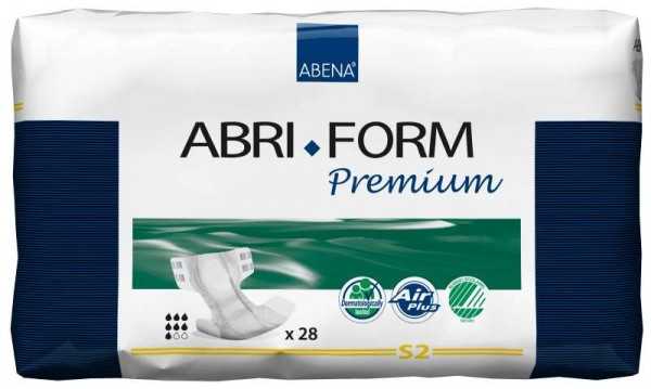 Abena Abri-Form Premium S 2 - Gr. Small - PZN 04607609