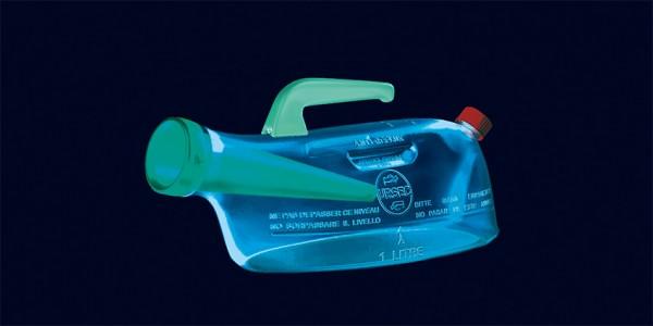 Sundo Urinflasche »URSEC« - PZN 10075766 - Sundo Urinflasche leuchtet im Dunkeln..