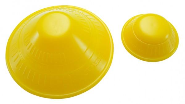 Sundo Dycem Verschlussöffner für Flaschen, gelb - PZN 08032300