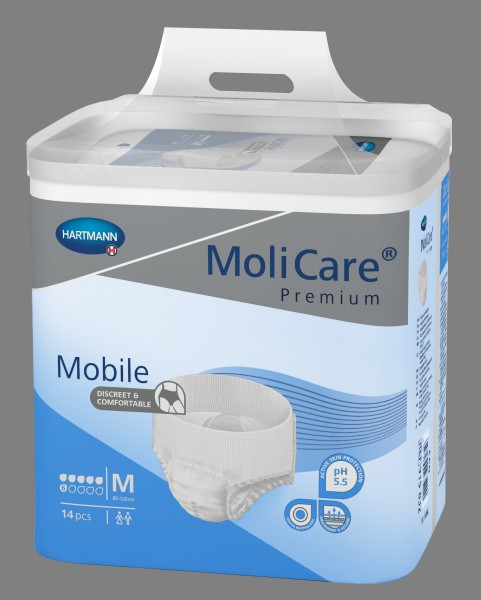 MoliCare Premium Mobile 6 Tropfen Gr. Medium - PZN 13476862