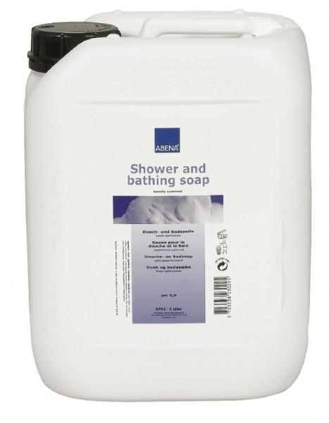 Abena Skincare milde Dusch- und Badseife - 5.000 ml - PZN 003882