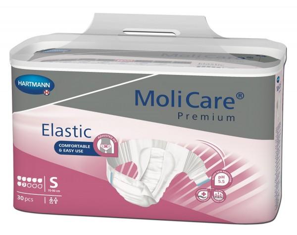 MoliCare Premium Elastic Small 7 Tropfen. Bei Inkontinenz und Blasenschwäche.
