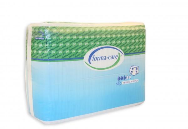 Forma-care Slip Comfort Medium (M1) sind saugstarke Windelhosen bei mittlerer bis schwerster Inkontinenz.