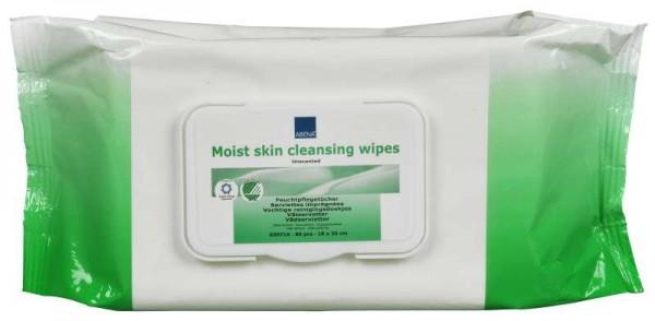 Abena Skincare Feuchtpflegetücher - 18x20 cm - PZN 00388731