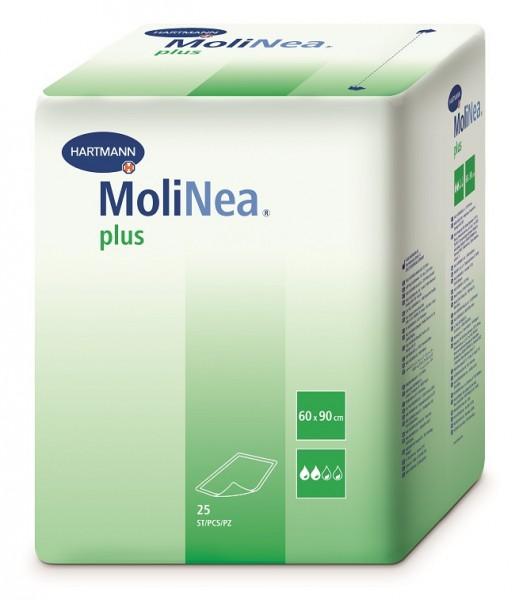 MoliNea Plus, Zellstoffflocken (60 x 60 cm) - PZN 03959163