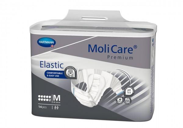 MoliCare Premium Elastic 10 Tropfen. Bei Inkontinenz und Blasenschwäche.