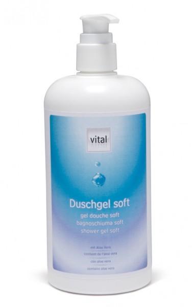 Forma-Care Vital Duschgel soft mit Aloe Vera - PZN 04804451
