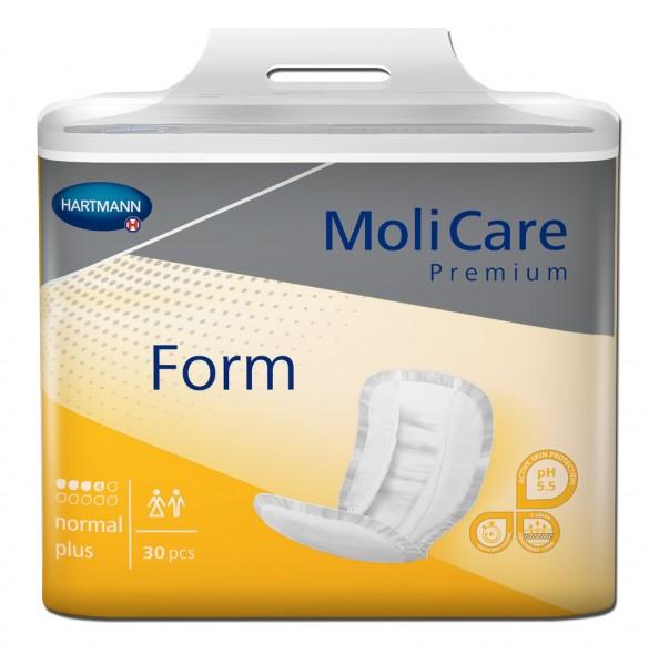 MoliCare® Premium Form normal plus 4 Tropfen - Inkontinenzvorlagen.