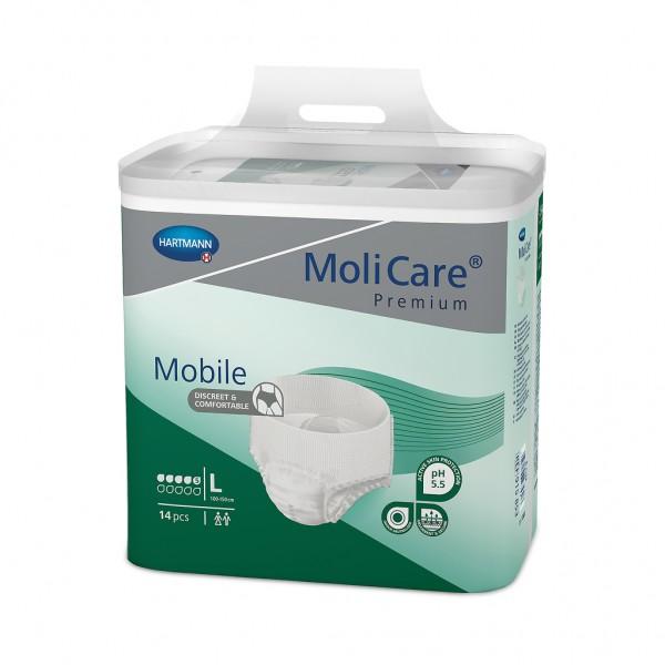 MoliCare® Premium Mobile 5 Tropfen - Gr. Large