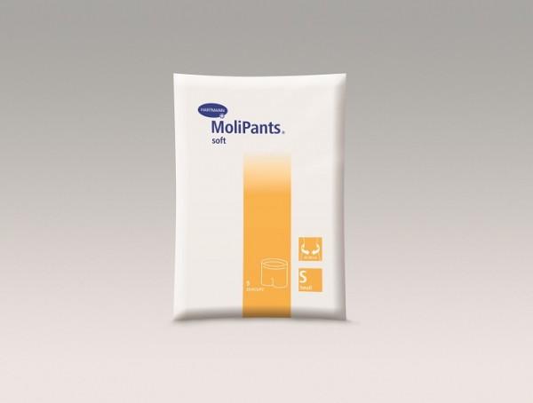 MoliPants Soft Small - PZN 12543869