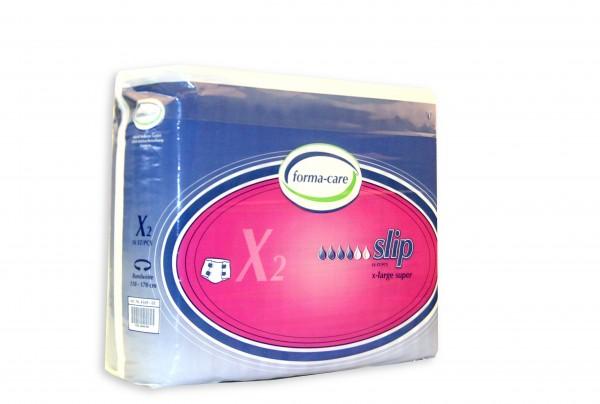 Forma-care Slip Comfort Super X-Large sind saugstarke Windelhosen bei mittlerer bis schwerster Inkontinenz.