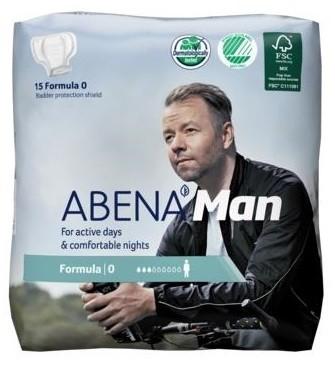 Abena Man Formula 0 - Inkontinenzeinlagen bei Blasenschwäche