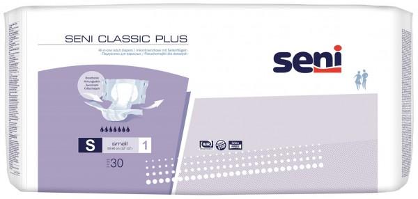 Seni Classic Plus Small - bei Stuhlinkontinenz und Harninkontinenz.
