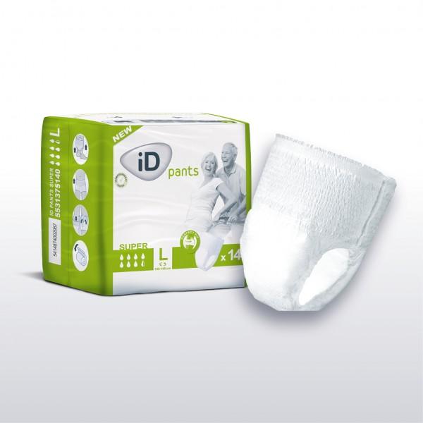 iD Pants Super Large - iD Ontex Inkontinenzversorgung.