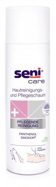 SENI CARE Hautreinigungs- und Pflegeschaum - 500 ml