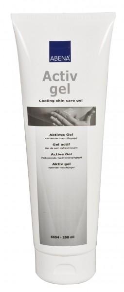 Abena Skincare Aktiv-Gel - 250 ml - Ohne Farbstoff und Parfüm