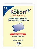 Kolibri comwash extra Waschhandschuh - unfoliert - PZN 01864671