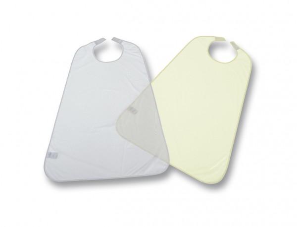 Suprima Ess-Schürze PVC, mit Klettverschluss - Art 5056 - Lätzchen und Esslatz für Erwachsene.